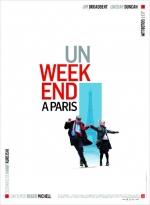 Affiche du film : UN WEEK END A PARIS