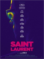 Affiche du film : SAINT LAURENT