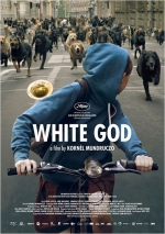 Affiche du film : WHITE GOD