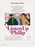 Affiche du film : LISTEN UP PHILIP