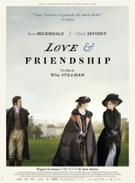 Affiche du film : LOVE AND FRIENDSHIP