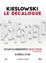 Affiche du film : LE DECALOGUE 3 & 4