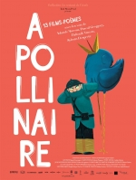 Affiche du film : APOLLINAIRE, 13 FILMS-POEMES