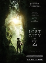 Affiche du film : THE LOST CITY OF Z