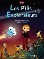 Affiche du film : LES P'TITS EXPLORATEURS