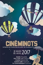 Affiche du film : CINEMINOTS 2017