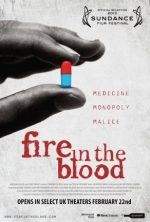Affiche du film : FIRE IN THE BLOOD