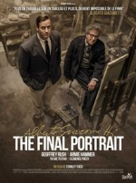 Affiche du film : ALBERTO GIACOMETTI, THE FINAL PORTRAIT