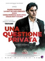 Affiche du film : UNA QUESTIONE PRIVATA