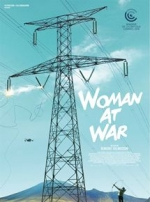 Affiche du film : WOMAN AT WAR