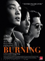 Affiche du film : BURNING