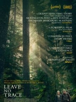 Affiche du film : LEAVE NO TRACE