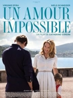 Affiche du film : UN AMOUR IMPOSSIBLE