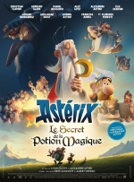 Affiche du film : ASTERIX : LE SECRET DE LA POTION MAGIQUE