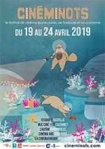 Affiche du film : CINEMINOTS 2019 PROJECTION ET ATELIERS