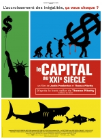 Affiche du film : LE CAPITAL AU XXIe SIECLE